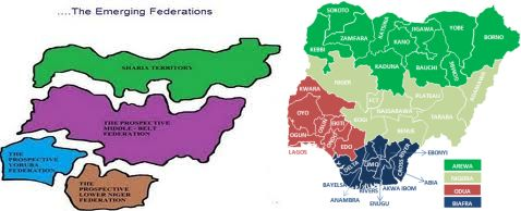 reasons for amalgamation of nigeria in 1914