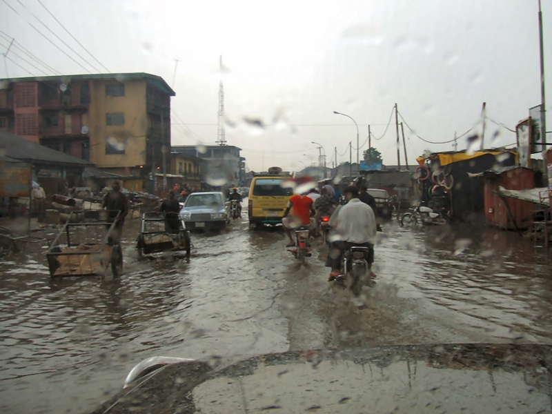 Aba niger City General Aba City