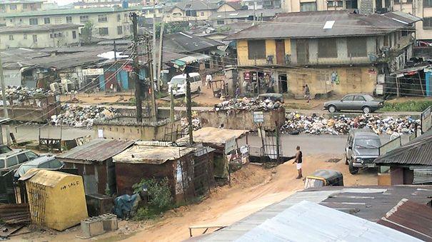 Aba niger City Aba