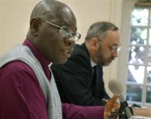 Archbishop Peter J Akinola | RM.