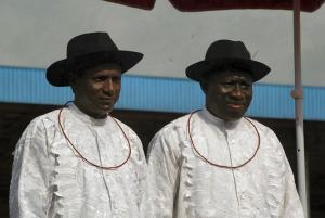 Image result for Goodluck and Umaru Musa Yar'Adua